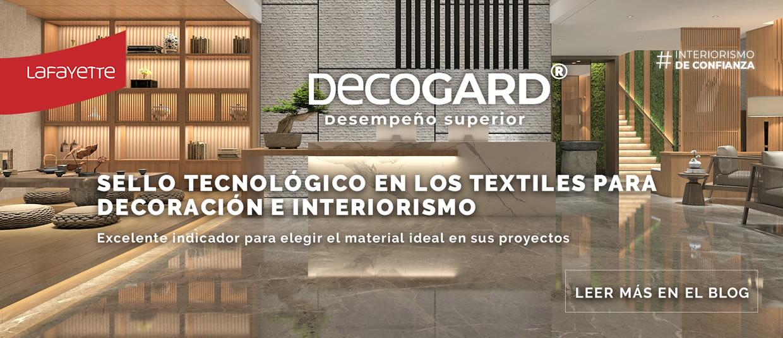 SELLO TECNOLÓGICO EN LOS TEXTILES PARA DECORACIÓN E INTERIORISMO